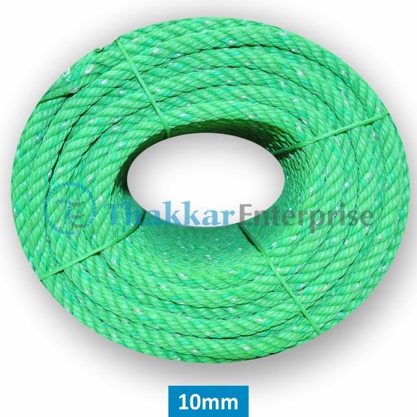 Color Semi Rope – 6 mm to 25 mm Coil Packing