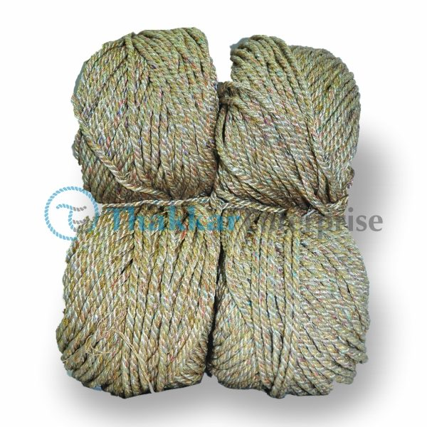 Fancy Polyester Rope – 3mm Gola Packing – 2