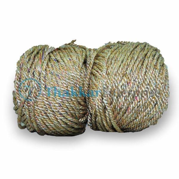 Fancy Polyester Rope – 3mm Gola Packing – 3