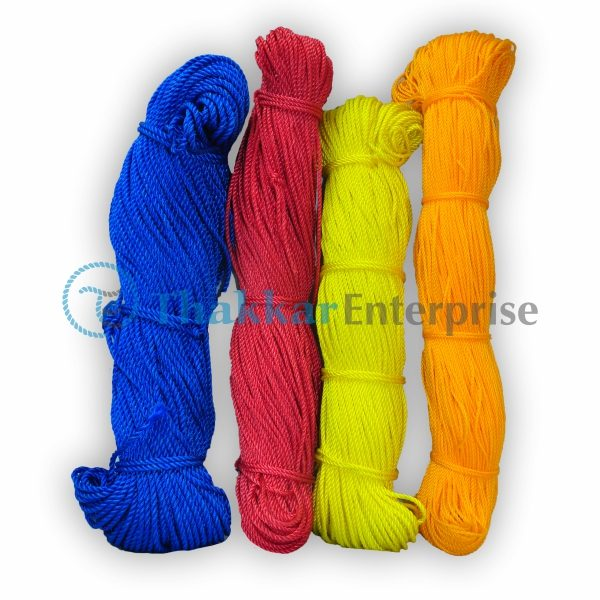 HPPE Mono Rope – 2 mm to 8 mm Hank Packing